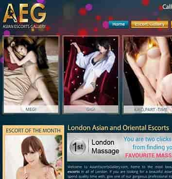 Asian Escorts Gallery