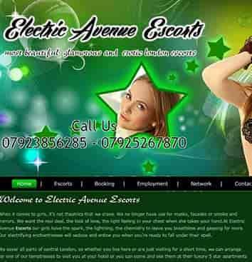 Electric Avenue Escorts