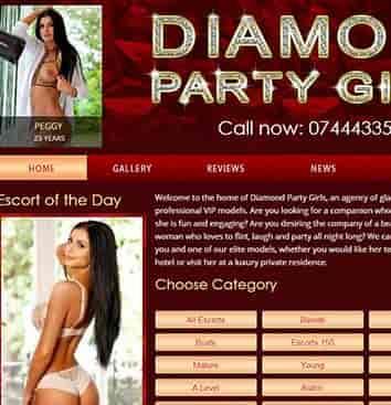 Diamond Party Girls
