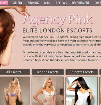 Agency Pink escorts
