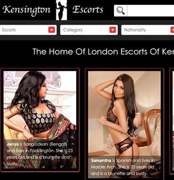 Kensington Escorts