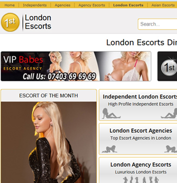 1st london escorts
