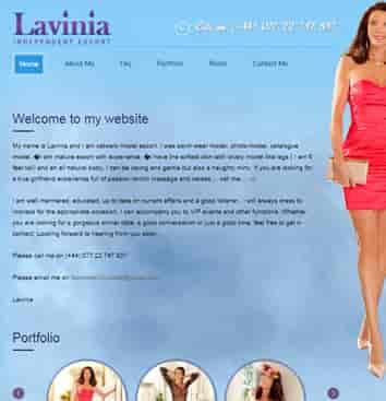 Lavinia Independent Escort