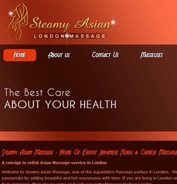Steamy Asian Massage