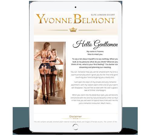 Yvonne Belmont