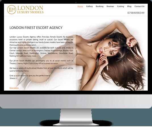 LONDON LUXURY MODELS